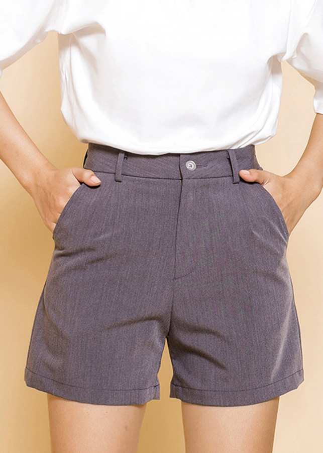 Quần Short Basic Nữ
