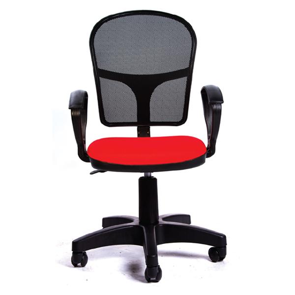 Ghế nhân viên F041 (Đỏ)