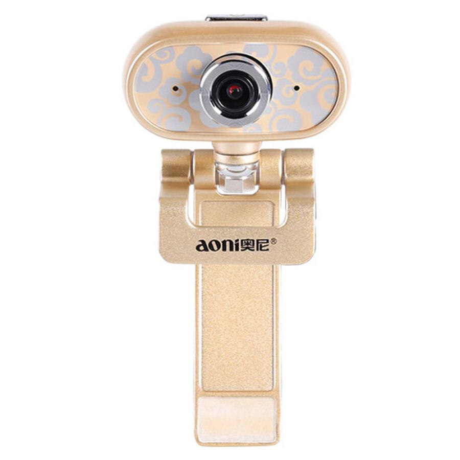 Webcam USB Làm Đẹp Aoni A9S HD1080P HD