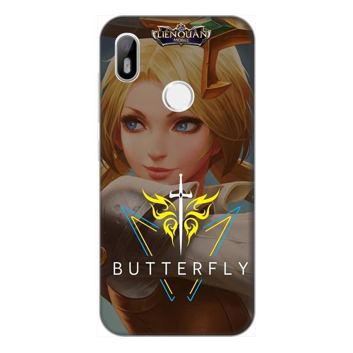Ốp lưng điện thoại Vsmart Joy 1 hình BUTTERFLY - Hàng chính hãng