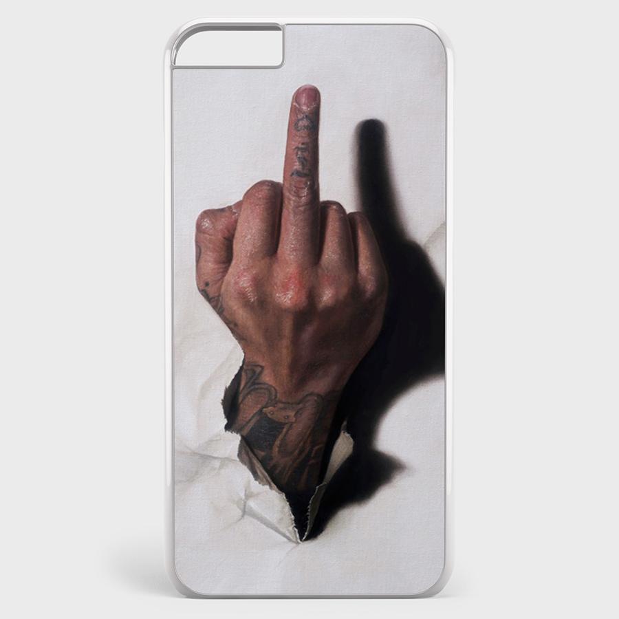 Ốp Lưng Dẻo Dành Cho Iphone 6/6S In Hình Art Print 63
