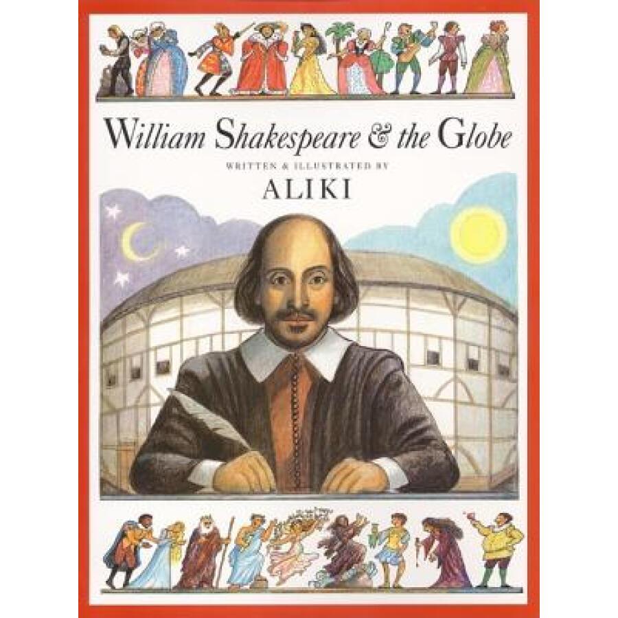 William Shakespeare  the Globe - 1241198 , 7742688726294 , 62_5283337 , 167000 , William-Shakespeare-the-Globe-62_5283337 , tiki.vn , William Shakespeare  the Globe