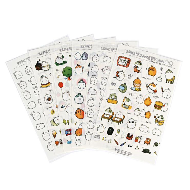 Sticker Dán Trang Trí Molang và Piu Piu ( Trang Trí Sổ Kế Hoạch, Sổ Nhật Ký) - 819529 , 6565299768351 , 62_13302238 , 54000 , Sticker-Dan-Trang-Tri-Molang-va-Piu-Piu-Trang-Tri-So-Ke-Hoach-So-Nhat-Ky-62_13302238 , tiki.vn , Sticker Dán Trang Trí Molang và Piu Piu ( Trang Trí Sổ Kế Hoạch, Sổ Nhật Ký)