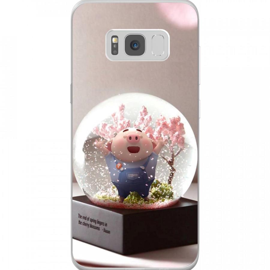 Ốp Lưng Cho Điện Thoại Samsung Galaxy S8 Plus - Mẫu aheocon 100