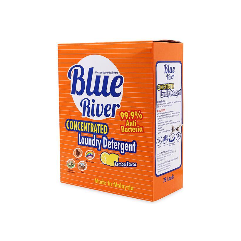 Bột giặt Blue River 5kg - 1038821 , 8811217938565 , 62_3149627 , 190000 , Bot-giat-Blue-River-5kg-62_3149627 , tiki.vn , Bột giặt Blue River 5kg