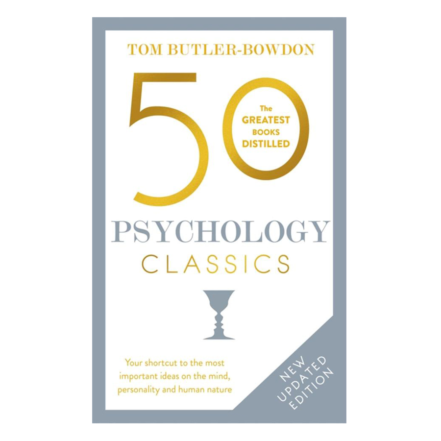 50 Classics: Psychology 2E - 773966 , 6315403561152 , 62_10756945 , 534000 , 50-Classics-Psychology-2E-62_10756945 , tiki.vn , 50 Classics: Psychology 2E
