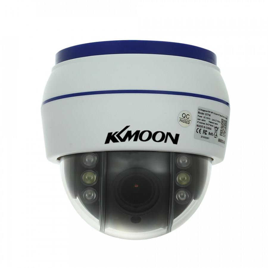 Camera Wifi Không Dây PTZ IP KKmoon HD (1080P) (2.8-12mm) - 9687222 , 9502357373864 , 62_15521285 , 2346000 , Camera-Wifi-Khong-Day-PTZ-IP-KKmoon-HD-1080P-2.8-12mm-62_15521285 , tiki.vn , Camera Wifi Không Dây PTZ IP KKmoon HD (1080P) (2.8-12mm)