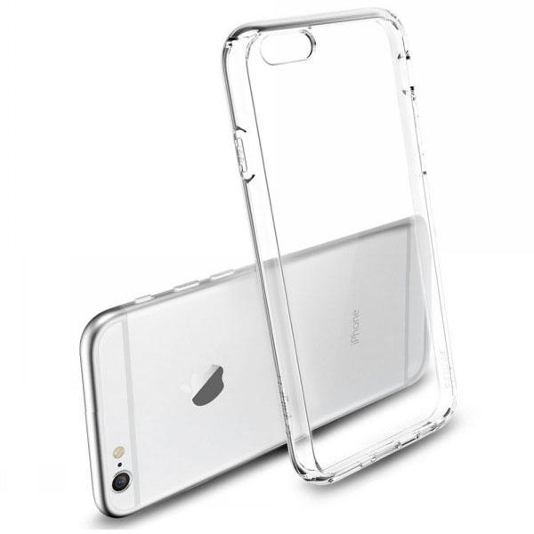 Ốp Lưng Dẻo Dành Cho iPhone 6 Plus/6s Plus The New Case - Trong Suốt - Hàng Nhập Khẩu - 973482 , 5706846024051 , 62_5412741 , 120000 , Op-Lung-Deo-Danh-Cho-iPhone-6-Plus-6s-Plus-The-New-Case-Trong-Suot-Hang-Nhap-Khau-62_5412741 , tiki.vn , Ốp Lưng Dẻo Dành Cho iPhone 6 Plus/6s Plus The New Case - Trong Suốt - Hàng Nhập Khẩu