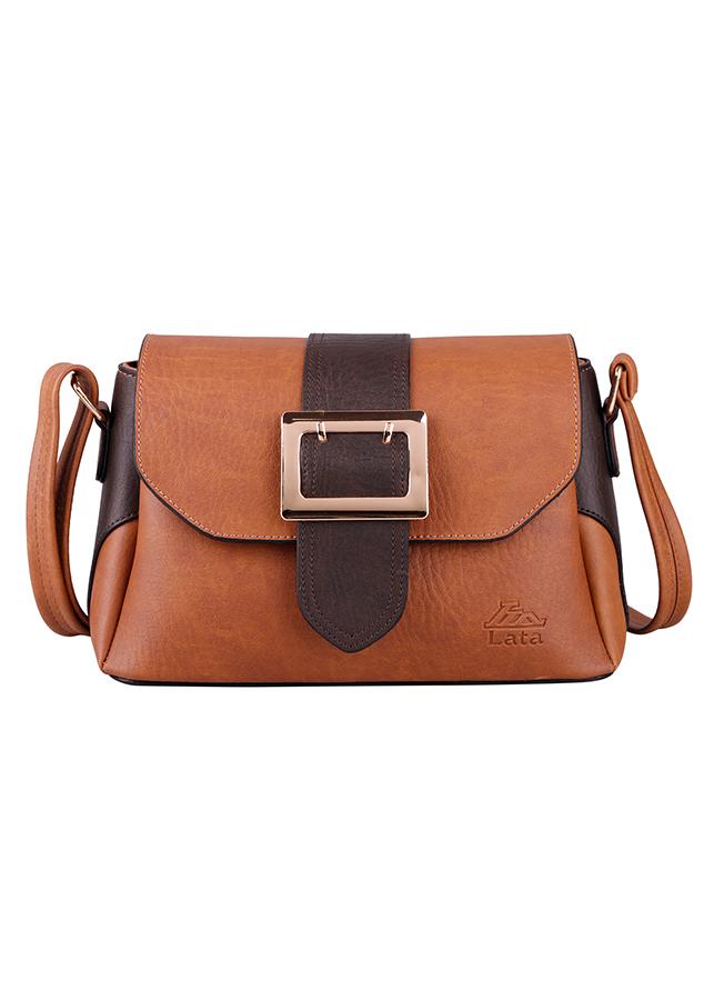 Túi đeo chéo nữ thời trang Lata HN60 - 20080175 , 9547304701093 , 62_4446673 , 445000 , Tui-deo-cheo-nu-thoi-trang-Lata-HN60-62_4446673 , tiki.vn , Túi đeo chéo nữ thời trang Lata HN60