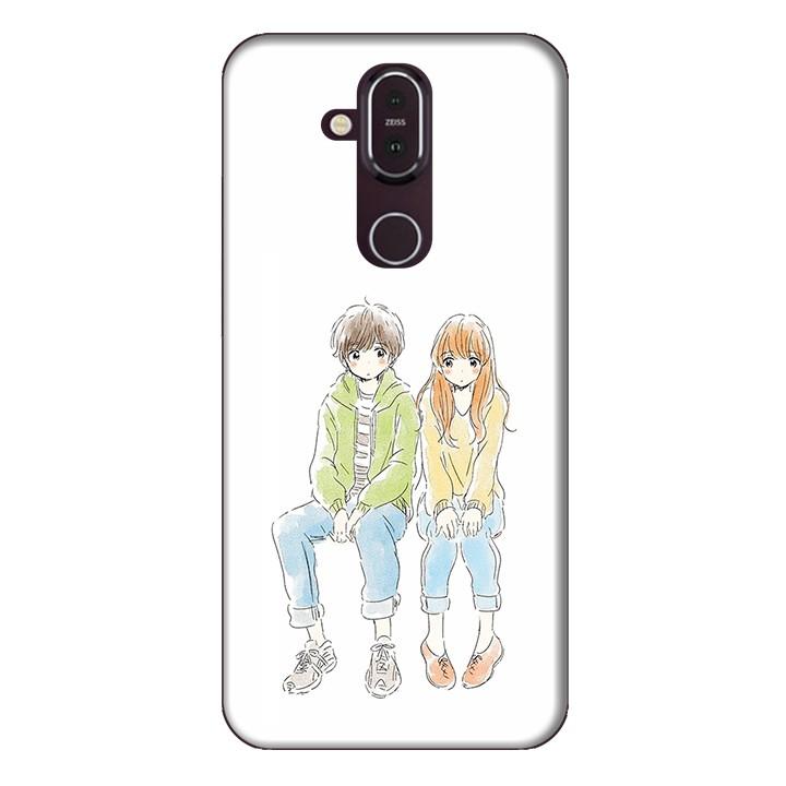 Ốp lưng dành cho điện thoại Nokia 8.1 Anh và Em