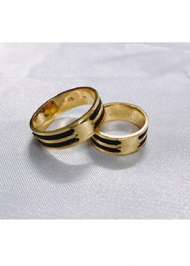 Nhẫn Đôi vàng 18k luồn 2 lông đuôi voi đẹp cực sang Cỡ Trung Bình - 5043379 , 6742204599372 , 62_15626953 , 12000000 , Nhan-Doi-vang-18k-luon-2-long-duoi-voi-dep-cuc-sang-Co-Trung-Binh-62_15626953 , tiki.vn , Nhẫn Đôi vàng 18k luồn 2 lông đuôi voi đẹp cực sang Cỡ Trung Bình
