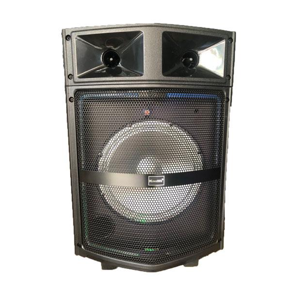 Loa kẹo kéo karaoke Bluetooth Kia8 - có nút chỉnh bass treble