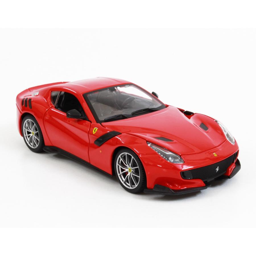 Mô hình xe Ferrari F12 Tdf Red 1:24 Bburago - MH18-26021