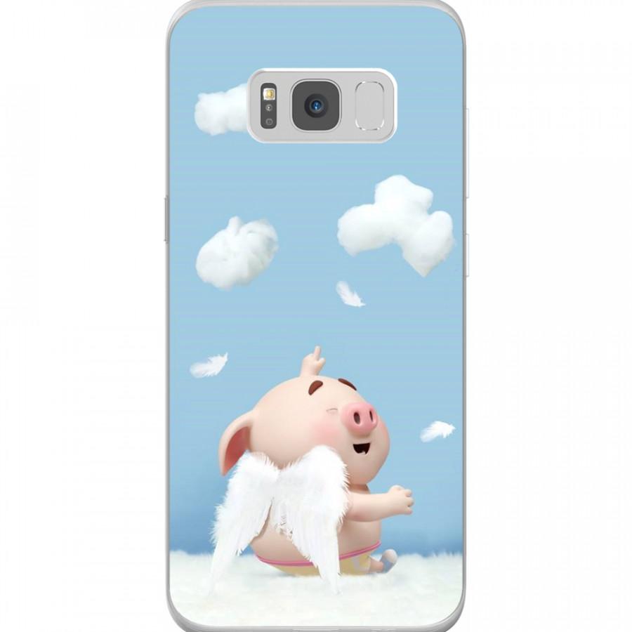 Ốp Lưng Cho Điện Thoại Samsung Galaxy S8 Plus - Mẫu aheocon 103
