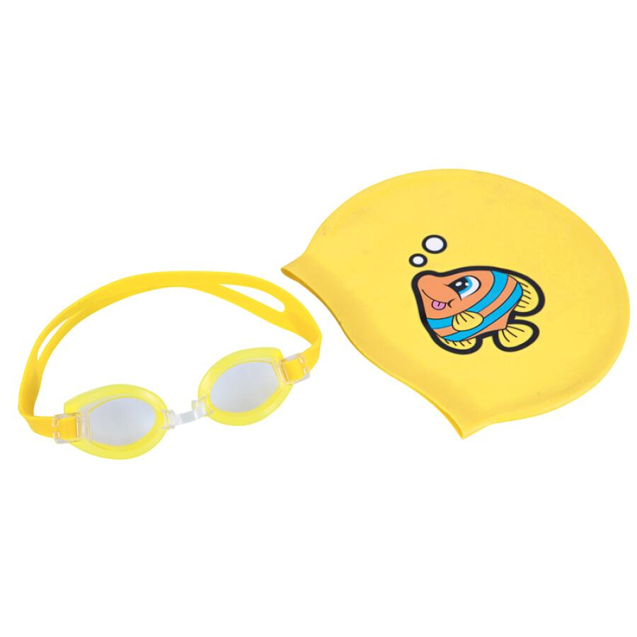 Mắt Kính Và Mũ Bơi Cho Bé Bestway Youth