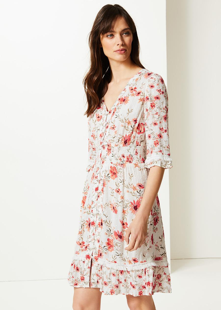 Đầm Suông Nữ Marks  Spencer T425611Y8