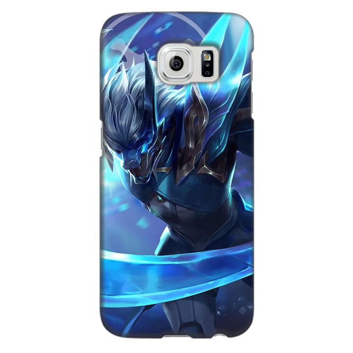 Ốp lưng nhựa cứng nhám dành cho Samsung Galaxy S6 in hình Nakroth Khieu Chien AIC
