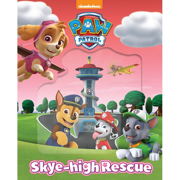 Nickelodeon PAW Patrol Skye-High Rescue - Chú chó cứu hộ - 947661 , 5215019090965 , 62_2098305 , 145000 , Nickelodeon-PAW-Patrol-Skye-High-Rescue-Chu-cho-cuu-ho-62_2098305 , tiki.vn , Nickelodeon PAW Patrol Skye-High Rescue - Chú chó cứu hộ