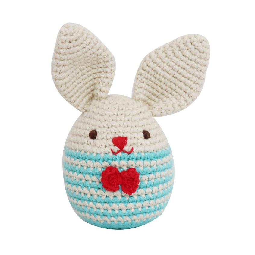 Trứng Thỏ Trai - Thú len Handmade Wowlen
