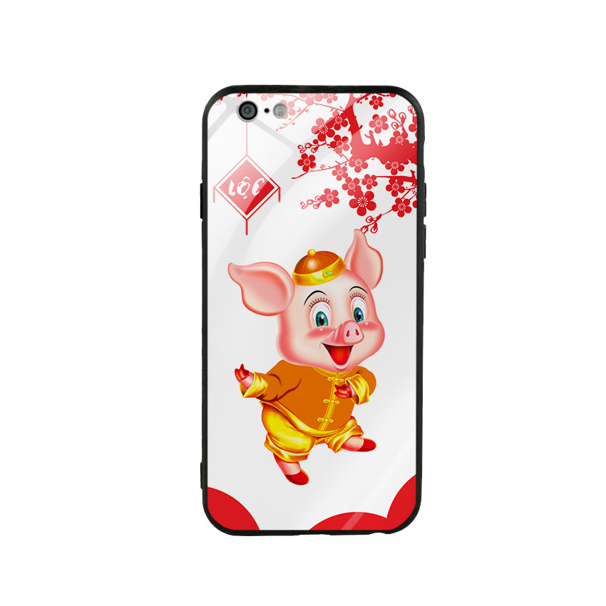 Ốp Lưng Kính Cường Lực cho điện thoại Iphone 6 / 6s - Pig 2019 - 1545396 , 3900524731565 , 62_14810317 , 250000 , Op-Lung-Kinh-Cuong-Luc-cho-dien-thoai-Iphone-6--6s-Pig-2019-62_14810317 , tiki.vn , Ốp Lưng Kính Cường Lực cho điện thoại Iphone 6 / 6s - Pig 2019