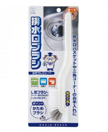 Cây bàn chải làm sạch cốc bình, buồn rửa, ống nước nội địa Nhật Bản