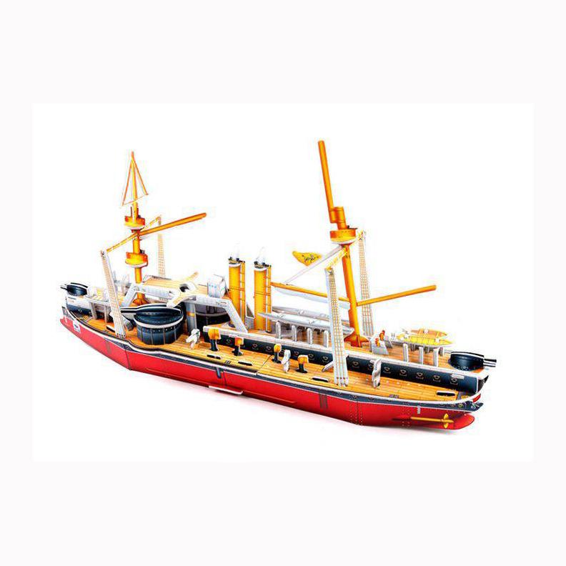 Mô hình giấy tàu thuyền - 2280822 , 4445471776959 , 62_14619606 , 90000 , Mo-hinh-giay-tau-thuyen-62_14619606 , tiki.vn , Mô hình giấy tàu thuyền