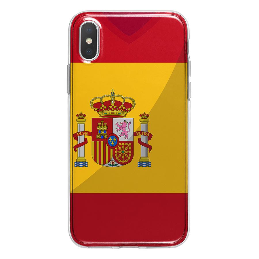 Ốp Lưng Mika Cho iPhone X SPAIN-C-IPX