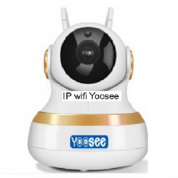Camera IP wifi Yoosee HD 1.3M - 4 Led Array - Hàng Chính Hãng