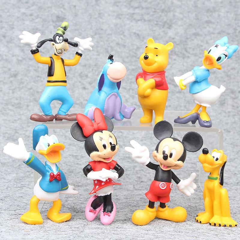 Bộ 08 Mô Hình Chuột Mickey , Vịt Donal Và Gấu Pooh - 4839462 , 5916076274052 , 62_15700348 , 220000 , Bo-08-Mo-Hinh-Chuot-Mickey-Vit-Donal-Va-Gau-Pooh-62_15700348 , tiki.vn , Bộ 08 Mô Hình Chuột Mickey , Vịt Donal Và Gấu Pooh