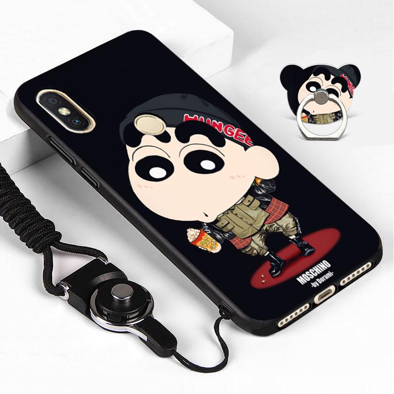 Ốp lưng cho Xiaomi Redmi Note 6 Pro / Note 6 Hình 3D NEW nhựa TPU dẻo - Kèm Dây + iRing - 1333741 , 1756075645453 , 62_8270149 , 140000 , Op-lung-cho-Xiaomi-Redmi-Note-6-Pro--Note-6-Hinh-3D-NEW-nhua-TPU-deo-Kem-Day-iRing-62_8270149 , tiki.vn , Ốp lưng cho Xiaomi Redmi Note 6 Pro / Note 6 Hình 3D NEW nhựa TPU dẻo - Kèm Dây + iRing