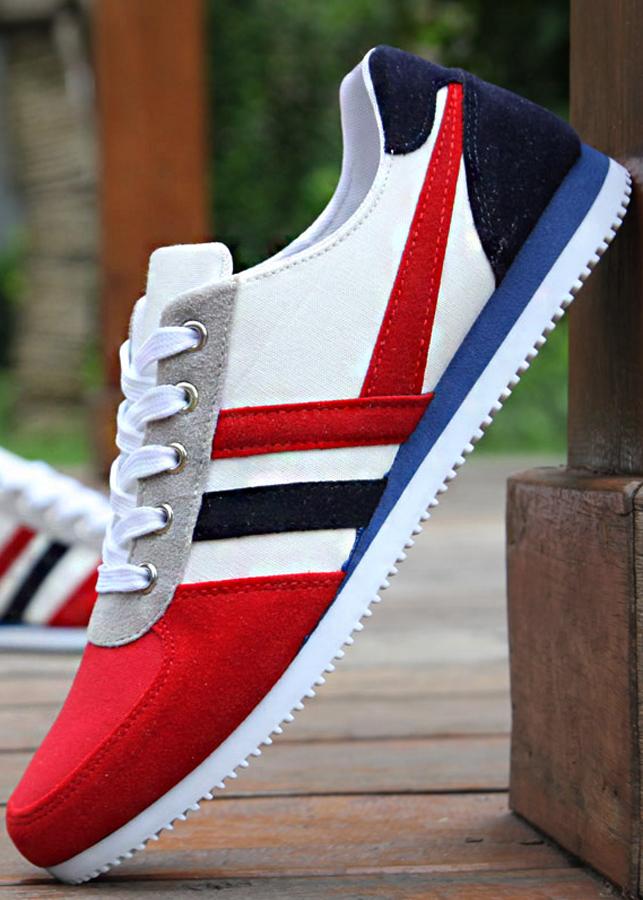 Giày sneaker nam phong cách lịch lãm  0602 - 753975 , 6614862081455 , 62_11409967 , 408000 , Giay-sneaker-nam-phong-cach-lich-lam-0602-62_11409967 , tiki.vn , Giày sneaker nam phong cách lịch lãm  0602
