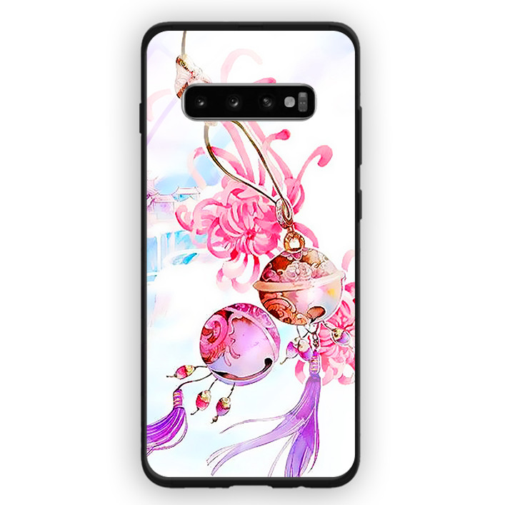 Ốp Lưng Kính Cường Lực Cho Điện Thoại Samsung Galaxy S10 Plus - 391 0097 CHUONGGIO02 - Hàng Chính Hãng