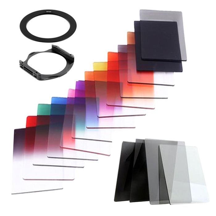 Combo Chuyên Phong Cảnh Filter Square 5 in 1 (Set 1) - Hàng Nhập Khẩu