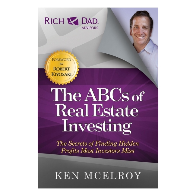 ABCs Of Real Estate Investing - 1454076 , 3250362375699 , 62_11667780 , 509000 , ABCs-Of-Real-Estate-Investing-62_11667780 , tiki.vn , ABCs Of Real Estate Investing