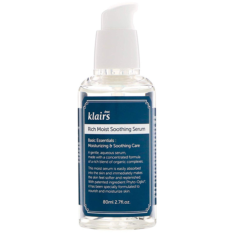 Tinh chất dưỡng ẩm sâu Klairs Rich Moist Soothing Serum - 1602504 , 2523269093951 , 62_10768960 , 350000 , Tinh-chat-duong-am-sau-Klairs-Rich-Moist-Soothing-Serum-62_10768960 , tiki.vn , Tinh chất dưỡng ẩm sâu Klairs Rich Moist Soothing Serum