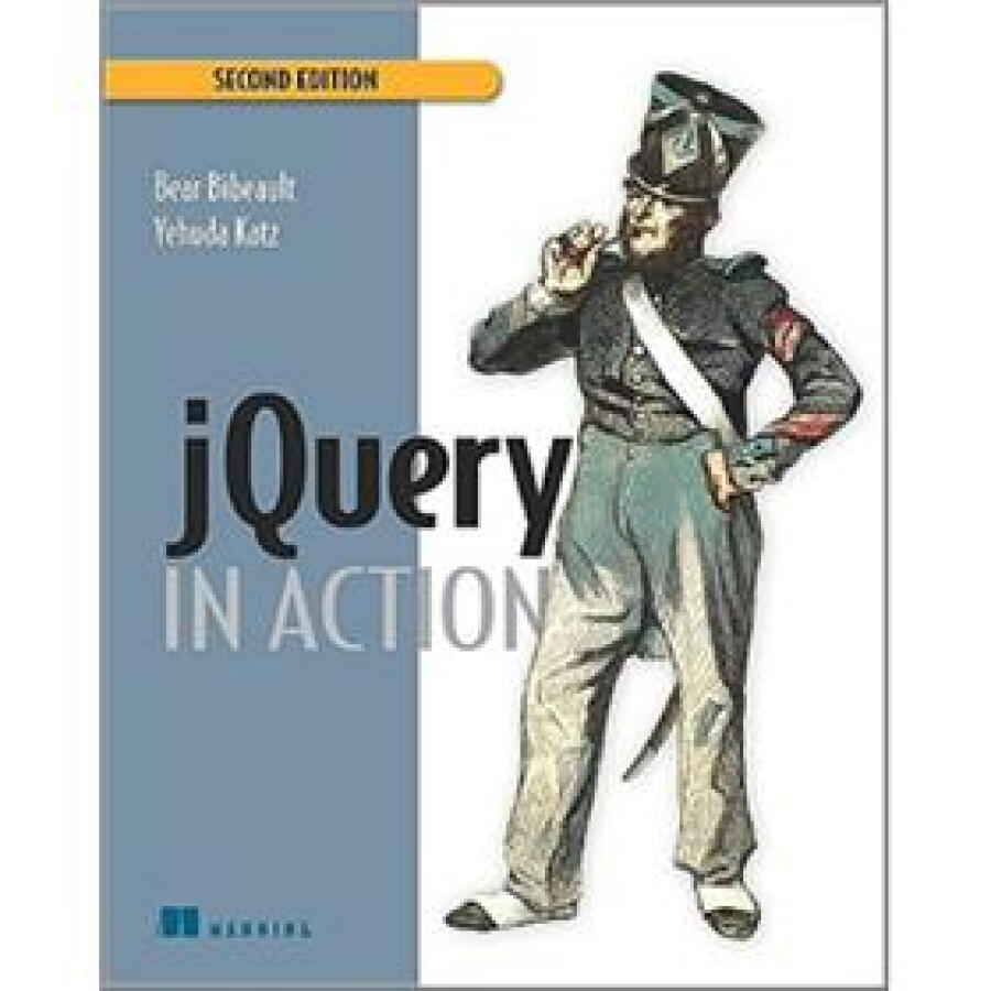 jQuery in Action 2nd Edition - 1240655 , 5011747759545 , 62_5280095 , 1153000 , jQuery-in-Action-2nd-Edition-62_5280095 , tiki.vn , jQuery in Action 2nd Edition