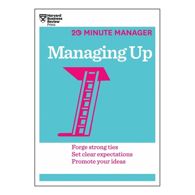 Harvard Business Review: 20 Minute Manager: Managing Up - 780029 , 8715419226652 , 62_11504834 , 389000 , Harvard-Business-Review-20-Minute-Manager-Managing-Up-62_11504834 , tiki.vn , Harvard Business Review: 20 Minute Manager: Managing Up