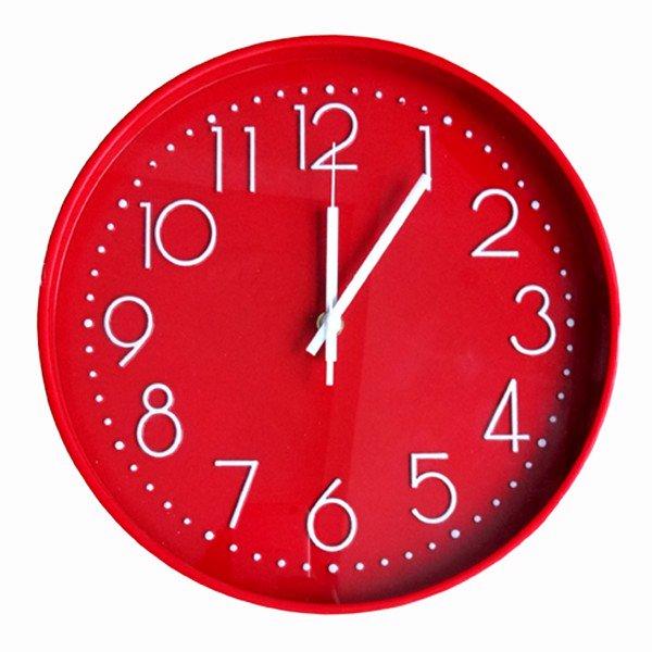 Đồng hồ treo tường kim trôi cao cấp Colorful mini DT05