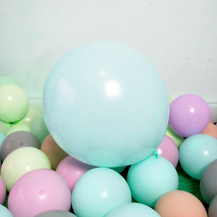 Bong bóng tròn trơn màu Macaron 55cm trang trí sinh nhật ngày lễ - 8291581 , 8757936582590 , 62_16870614 , 100000 , Bong-bong-tron-tron-mau-Macaron-55cm-trang-tri-sinh-nhat-ngay-le-62_16870614 , tiki.vn , Bong bóng tròn trơn màu Macaron 55cm trang trí sinh nhật ngày lễ