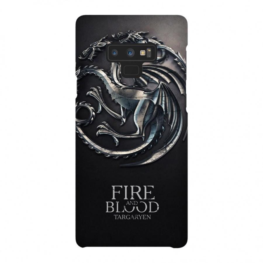 Ốp Lưng Cho Điện Thoại Samsung Galaxy Note 9 Game Of Thrones - Mẫu 372