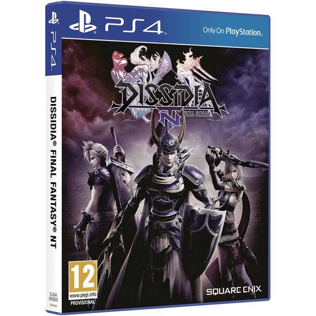 Đĩa Game Ps4: Dissidia Final Fantasy NT