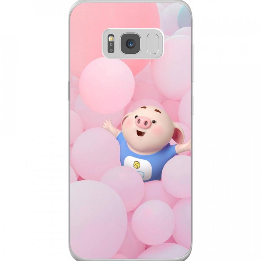 Ốp Lưng Cho Điện Thoại Samsung Galaxy S8 Plus - Mẫu aheocon 108