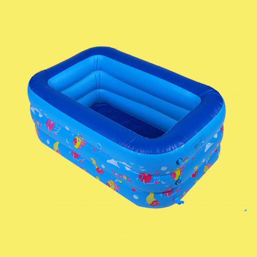 Bể bơi phao gia đình chính hãng Summer Baby 180*140*60CM (tặng kèm bơm điện) - 1873886 , 1825415429272 , 62_14975767 , 910000 , Be-boi-phao-gia-dinh-chinh-hang-Summer-Baby-18014060CM-tang-kem-bom-dien-62_14975767 , tiki.vn , Bể bơi phao gia đình chính hãng Summer Baby 180*140*60CM (tặng kèm bơm điện)