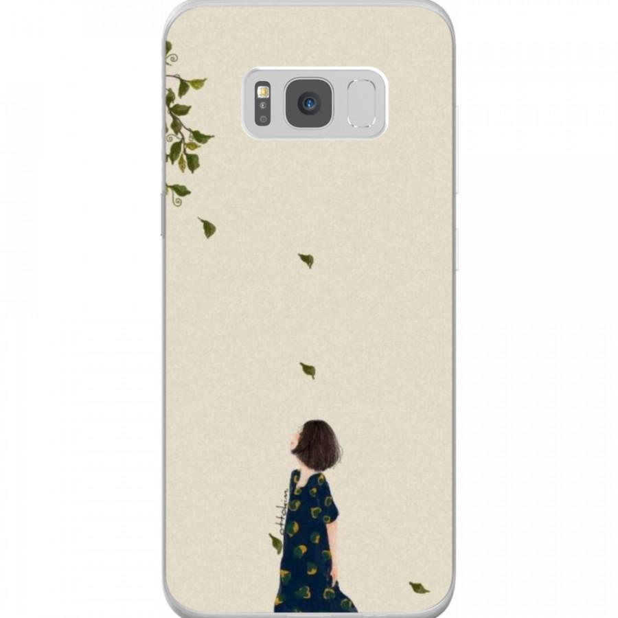 Ốp Lưng Cho Điện Thoại Samsung Galaxy S8 - Mẫu 398