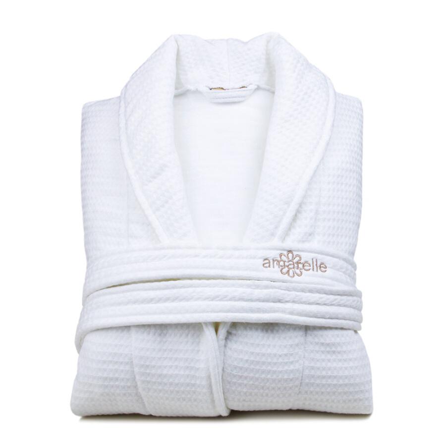 Áo Choàng Tắm Cotton Thấm Hút Cho Bé Amarelle BI001