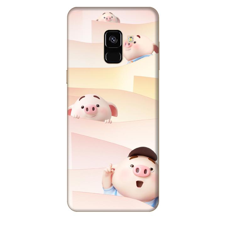 Ốp lưng nhựa cứng nhám dành cho Samsung Galaxy A8 2018 in hình Heo Con Tò Mò - 1716018 , 8889401181264 , 62_11911151 , 200000 , Op-lung-nhua-cung-nham-danh-cho-Samsung-Galaxy-A8-2018-in-hinh-Heo-Con-To-Mo-62_11911151 , tiki.vn , Ốp lưng nhựa cứng nhám dành cho Samsung Galaxy A8 2018 in hình Heo Con Tò Mò