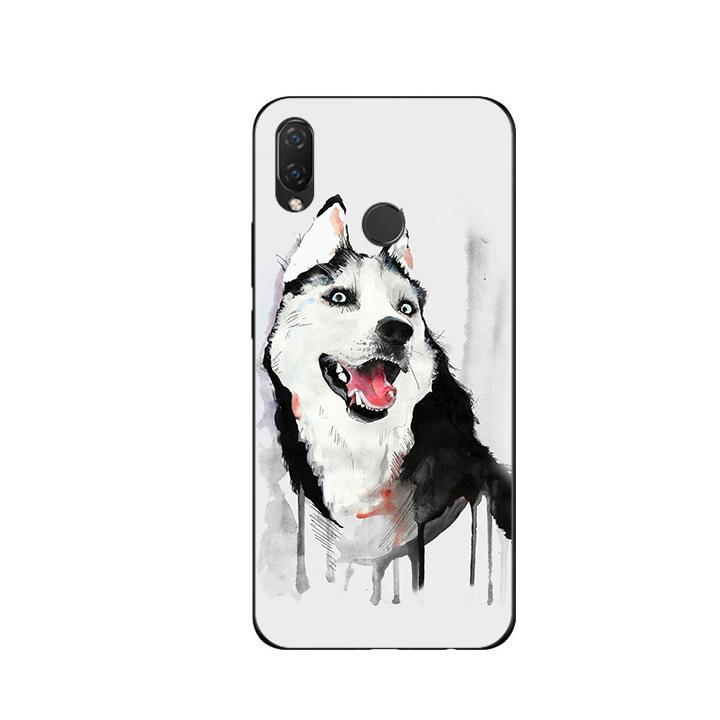 Ốp Lưng Dẻo Cho Điện thoại Huawei Nova 3i - Hurky 01