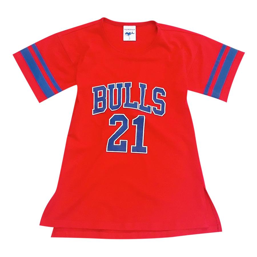 Đầm Bé Gái Bulls BONCHOP DBG-86097
