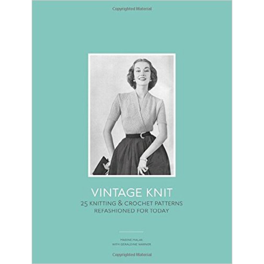 Vintage Knit  25 Knitting and Crochet Patterns R - 1318958 , 8556495181790 , 62_5308439 , 637000 , Vintage-Knit-25-Knitting-and-Crochet-Patterns-R-62_5308439 , tiki.vn , Vintage Knit  25 Knitting and Crochet Patterns R