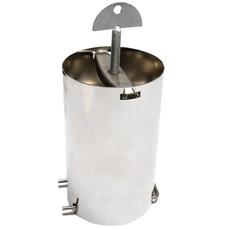 Khuôn, dụng cụ làm giò xào bằng inox 304 GS0039
